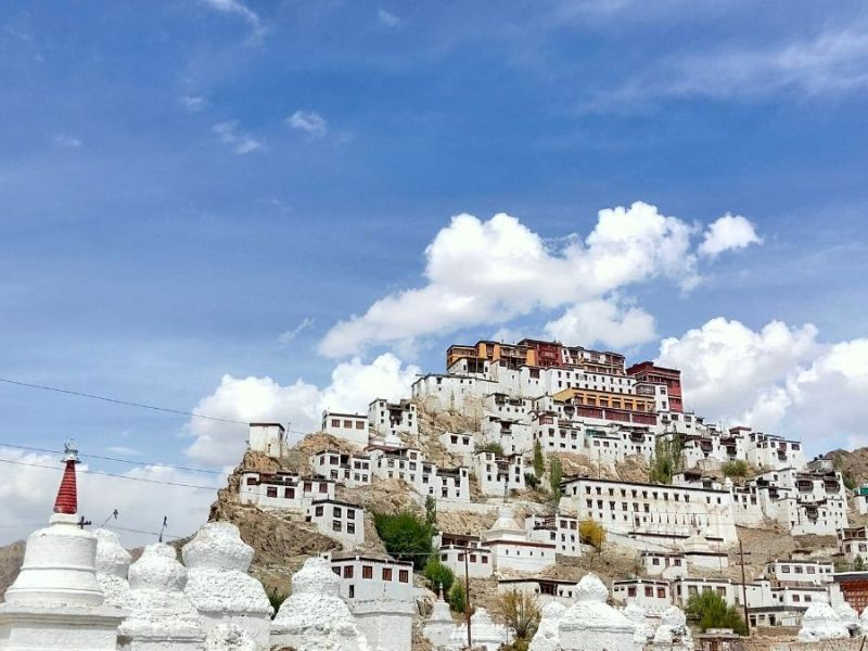 AMS – What it means in Ladakh