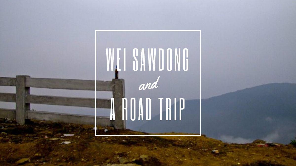 Wei Sawdong Waterfalls