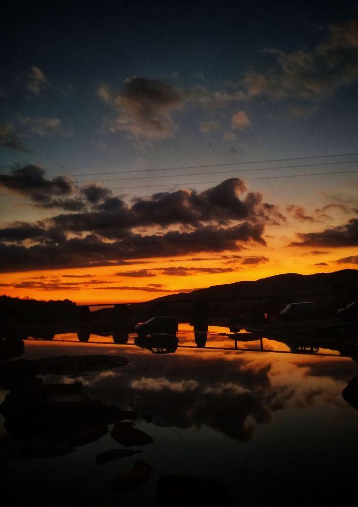 Meghalaya Sunsets