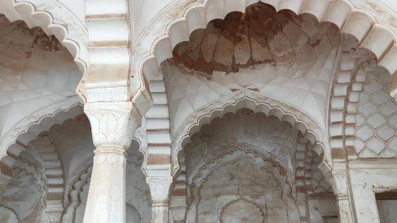 Bibi-Ka-Maqbara marble brought from Rajasthan