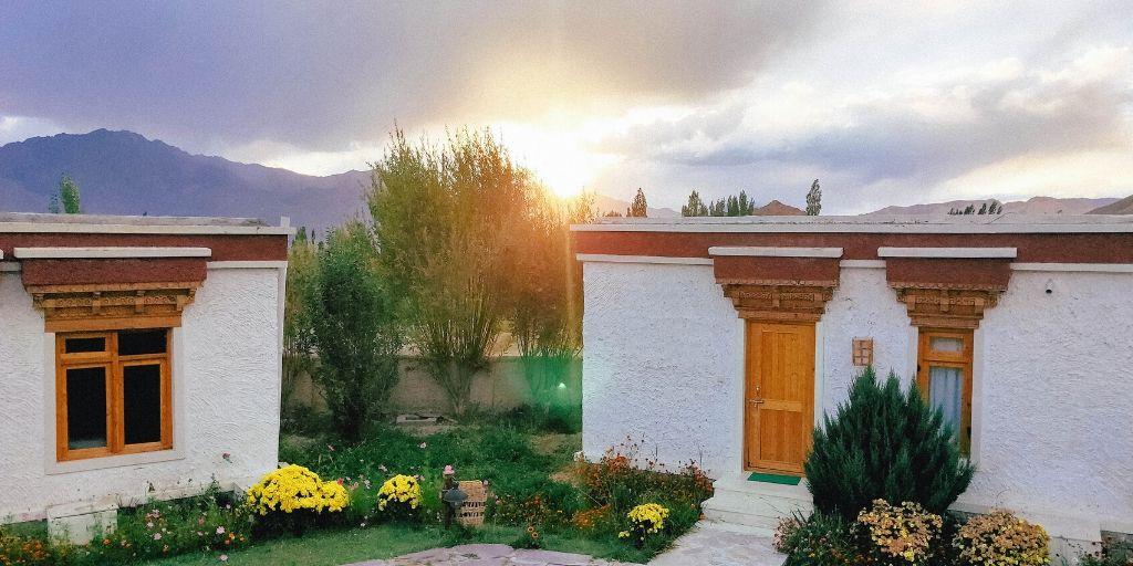 Saboo Resort in Leh is one of the best resorts in Ladakh