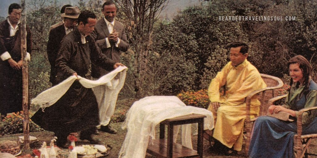 On 29th January 1982 Chogyal Palden Thondup Namgyal died a heartbroken man from cancer in New York.
