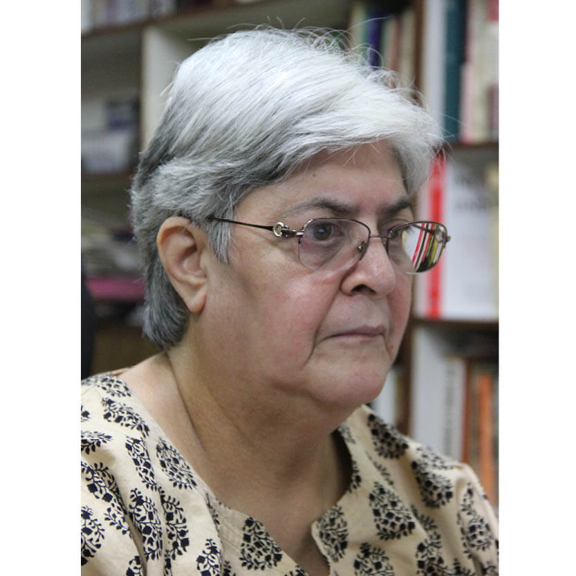 Nandita Haksar the author