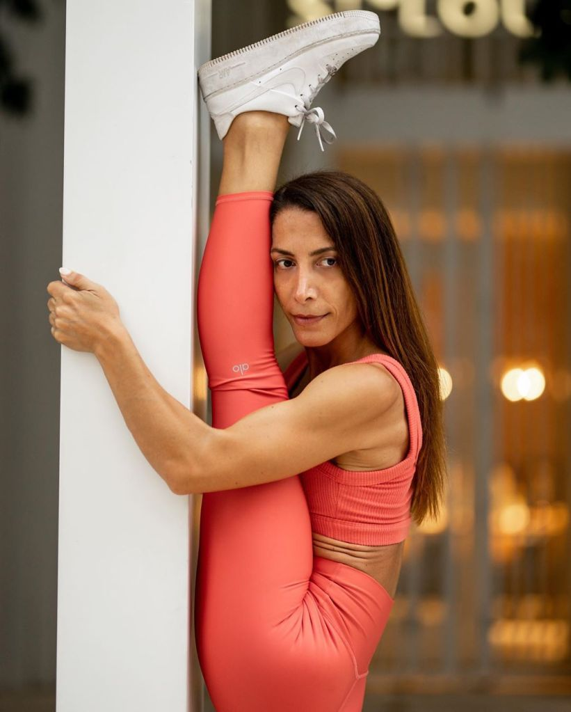 Cathy Madeo Yoga