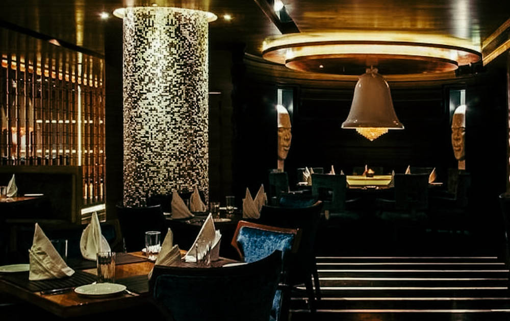 Sura Vie surely makes a point to give you a tipsy 360 degrees view of the city center
